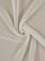 QY7151SMA Laura Rough Solid Versatile Pleat Sheer Curtains
