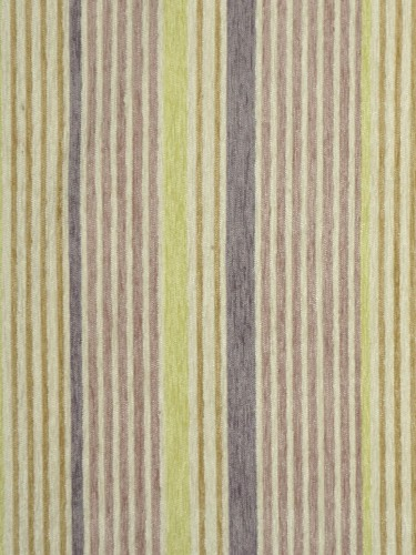 Petrel Heavy-weight Stripe Concealed Tab Top Chenille Curtains ...