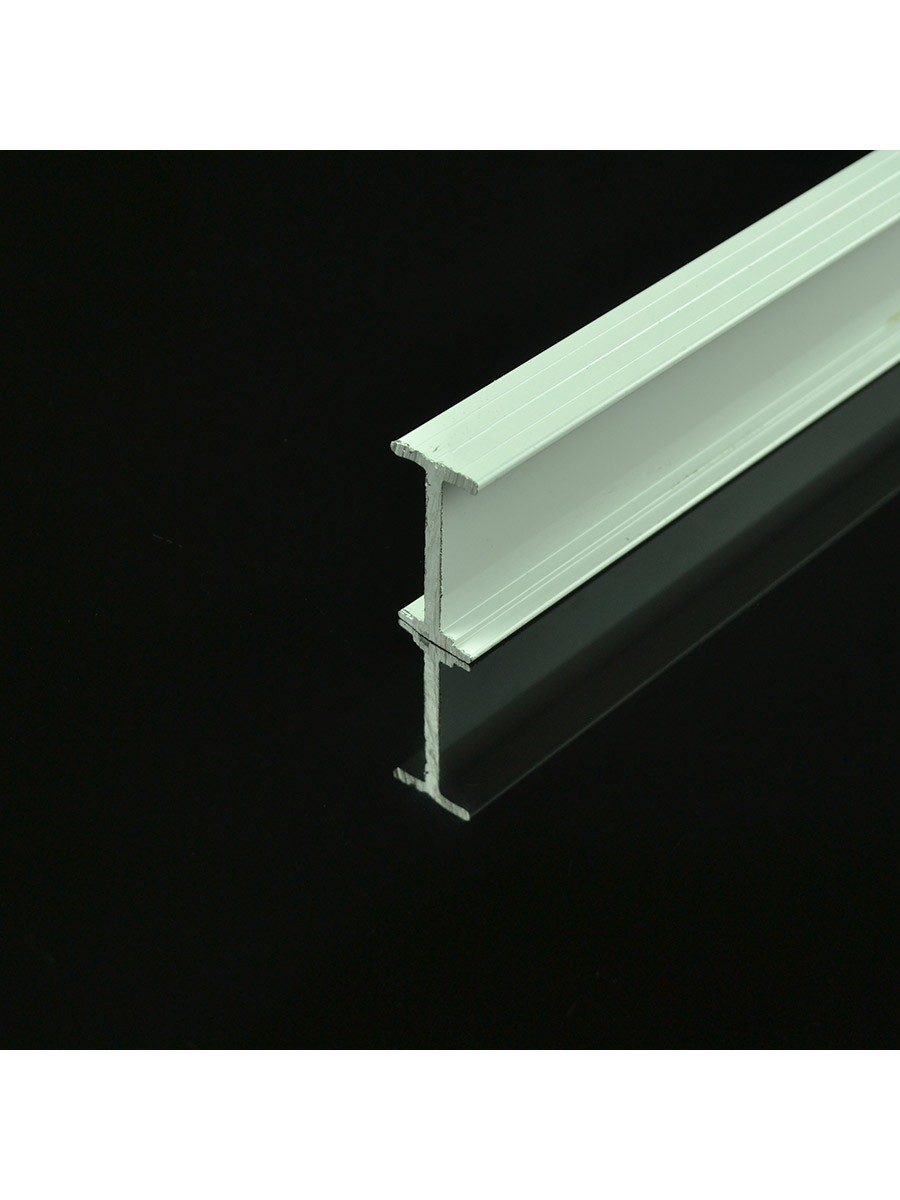 Chr8220 Ivory Bendable Single Curtain Tracks Ceiling Wall