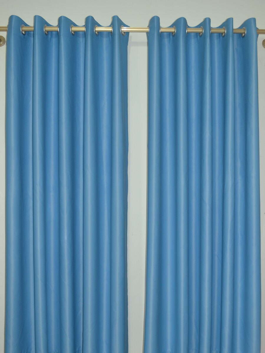 QY2123CD Lachlan Solid Plain Dyed Eyelet Curtains - Custom ...