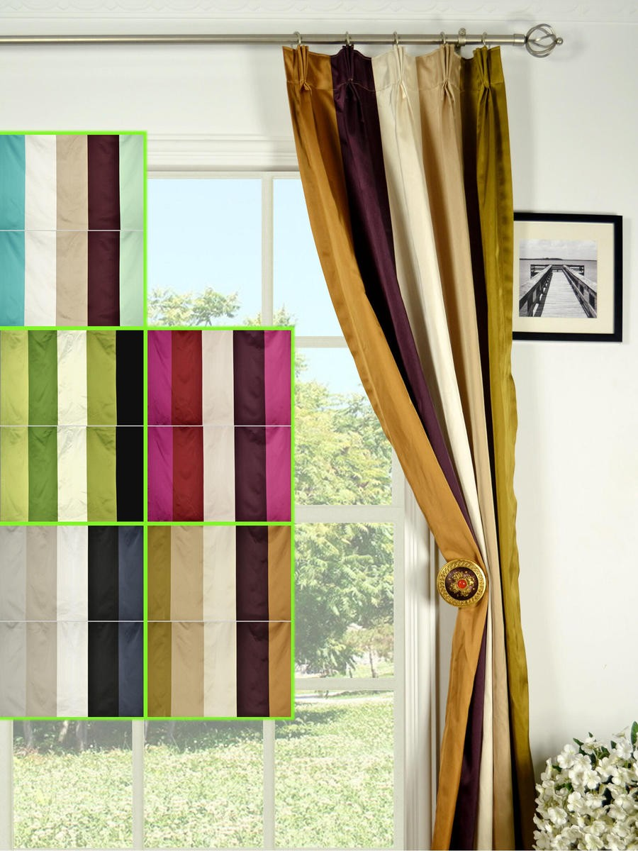 cheap black curtains stripe bold popular buy striped marvelous next curtain and white