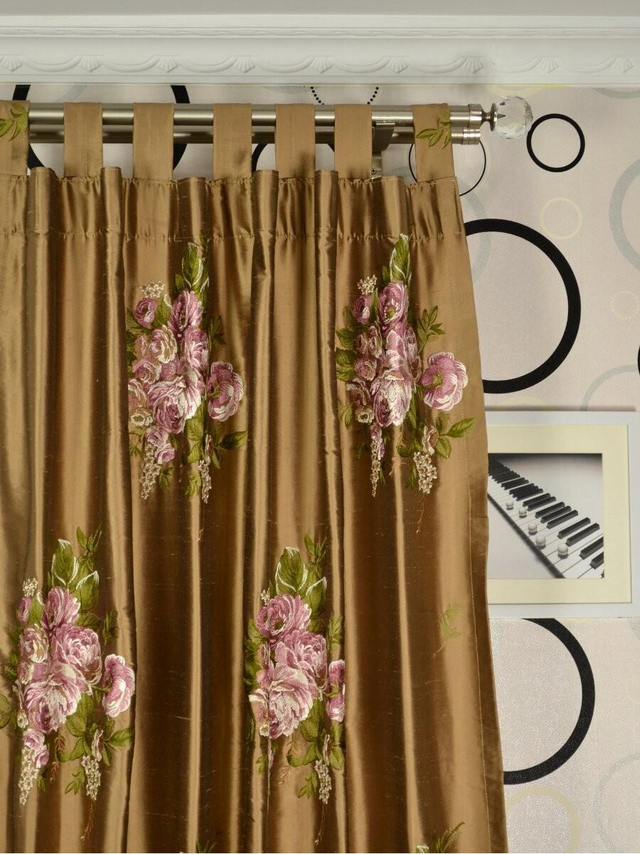how to make custom drapes