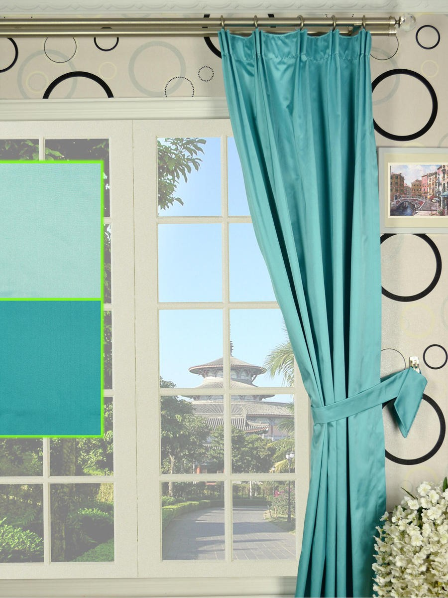 valance waterfall ombre walmart curtains ip com