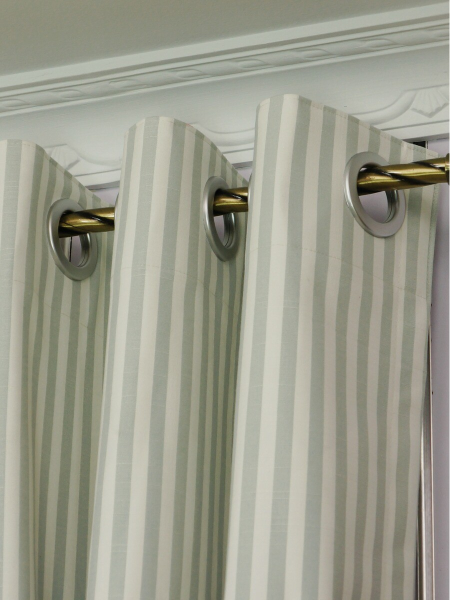 blackout white chenille striped modern lime curtains horizontal green and olive blue yellow black