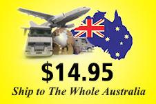 $14.95 Ship to The Whole Territory of Australia